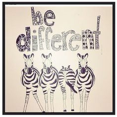 Be different…& #Tooch while you do it!