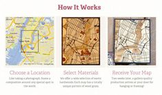 ...and how to order cool Woodcut Maps (8)