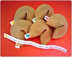Lembrancinha biscoito da sorte | Três Marias Ateliê | Elo7