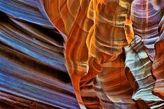 Featured Art - Slot Canyon by Allen Beatty