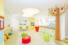 Cea mai frumoasă clinică stomatologică pentru copii. Da, este în București!