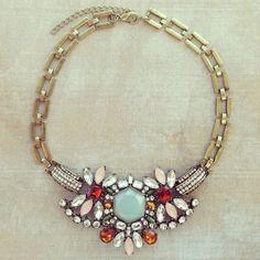 Pree Brulee - Modern Byzantium Necklace