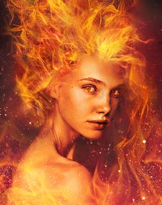 Caare, goddess of flame and fire Fantasy Girl, Fantasy Art Women, Dark Photography, Photography Poses, Fire Image, Flame Art, Fire Element, Aesthetic Women, Medieval Fantasy