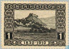 1910 Austria-Hungary - Bosnia and Herzegovina - Doboj