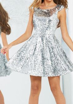 Cute sparkly dresses!