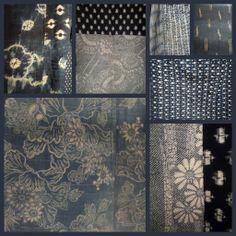 Voyages : Des idées derrière la tête.... Shibori, Louis Vuitton Monogram, Blue And White, Textiles, Quilts, My Love, Patterns, Google, Art