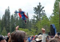 #TBT de superman cuando era niño: | 21 Fotos que fueron tomadas en el momento exacto y preciso