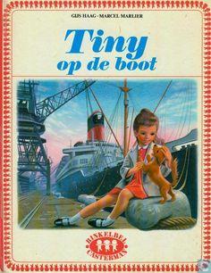 Boeken - Tiny - Tiny op de boot