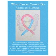 Male Breast Cancer Blue & Pink Awareness Ribbon Cancer Chemo Blanket
