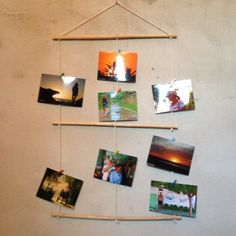Make a Nice and Easy Picture Hanger