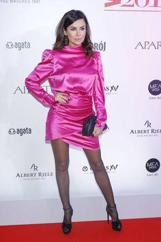 Natalia Siwiec Leather Skirt, Celebrities, Hot, Sexy, Skirts, Polish, Fashion, Moda, Skirt