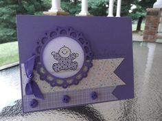 Cuddles & Tickles~ by stampin'nana - Cards and Paper Crafts at Splitcoaststampers