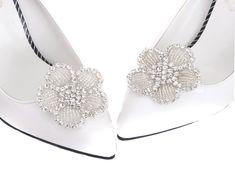 Ribbon Shoes, Bow Shoes, Bride Shoes, Wedding Shoes, Pearl Shoes, Rhinestone Shoes, Crystal Shoes, Flower Shoes, Only Shoes