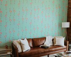 dog paw peel and stick wallpaper Flamingo Wallpaper, Nursery Wallpaper, Diy Wallpaper, Self Adhesive Wallpaper, Peel And Stick Wallpaper, Designer Wallpaper, Pattern Wallpaper, Best Removable Wallpaper, Temporary Wallpaper