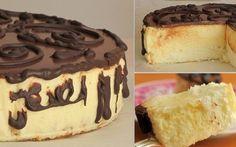 Как приготовить торт птичье молоко с лимонным вкусом. - рецепт, ингридиенты и фотографии