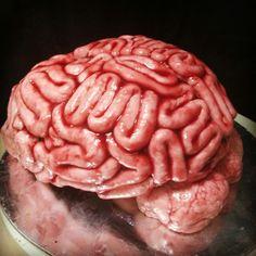 Pastel de chocolate braincake