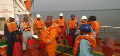 Ship crew responsibility during emergency!