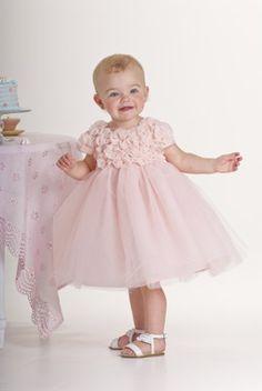 Biscotti &quotCrazy For Daisies&quot Wedding White Ballerina Dress 3m 6m ...