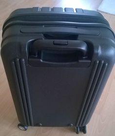 Koffertest von Kathrin zum kleinen SECURO Solid One.