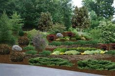 Charming Landscaping Sloped Yard Section 4 - Front Yard ...                                                                                                                                                     More