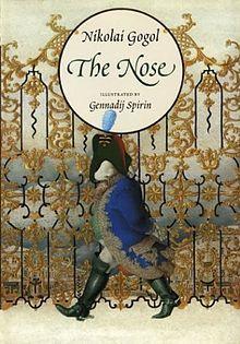 The Nose (Gogol short story) - Wikipedia, the free encyclopedia