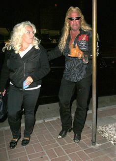 Shocked dog the bounty hunter duane chapman right and for Is dog the bounty hunter still married