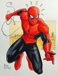 Spider-Man - Paola Rivera