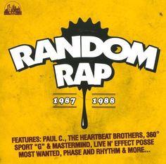 Random Rap [CD]