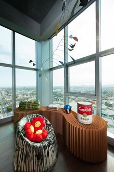 High Rise Penthouse by Maxime Jacquet (9)