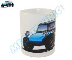 Mug Buggy Bleu | réf : MUG099 [EN] Mug Blue Buggy  Ceramic mug, height 90 mm, diameter 80 mm - [FR] Tasse en céramique, hauteur 90 mm, diamètre 80 mm http://www.mecatechnic.com/partenaires/pinterest.asp?redirect=http%3A%2F%2Fwww%2Emecatechnic%2Ecom%2Fpieces%2Easp%3Fcode0%5Fref%3DBDM%26code1%5Fref%3DMUG%26code2%5Fref%3DVOL%26code3%5Fref%3DBUG