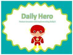 Classroom Freebies: Daily 5