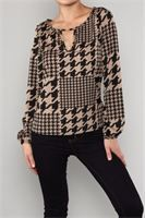 Houndstooth love