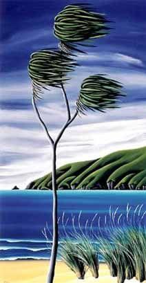 Sea Breeze by Diana Adams for Sale - New Zealand Art Prints