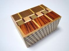 Japanese Puzzle box Himitsu bako 47inch120mm