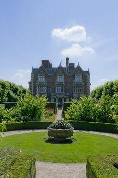 Sandringham, Norfolk, one of the homes of the British Royal Family