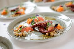Trattoria_Buongiorno_caracatita La Trattoria, Risotto, Lifestyle, Ethnic Recipes, Food, Essen, Meals, Yemek, Eten