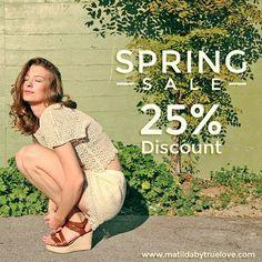 Spring Sale http://ift.tt/1MDtyLA