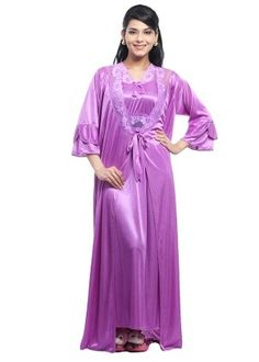 Satin Lingerie, Bridal Lingerie, Vintage Lingerie, Lingerie Sleepwear, Nightwear, Satin Nightie, Silk Nightgown, Blouse Back Neck Designs, Satin Saree