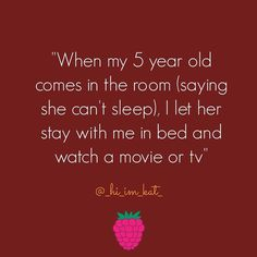 Who does this mommas when the hub is away?  Memories a daughter with never forget  Send in your #ParentingConfessions below! We share one a week  #Raspberriez #RBTruthThursday