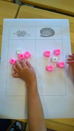 Tunnin aluksi kertasimme viime viikolla opittuja jonoja. Oppilaat muodostivat itsestään jonoja. He keksivät sarjan, joka toistui jonossa (es...