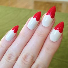 Hey, I found this really awesome Etsy listing at https://www.etsy.com/listing/189700852/heart-stiletto-nails-nail-designs-nail