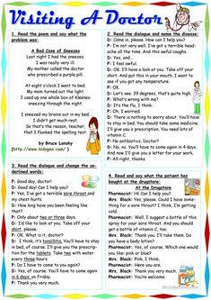 Nursery Class 5 Lines On Doctor . Nursery Class 5 Lines On Doctor . English Learning Spoken, English Speaking Skills, Teaching English Grammar, English Writing Skills, English Reading, English Language Learning, Education English, English Lessons, English Vocabulary