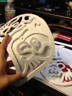 Zelda Armor step by step