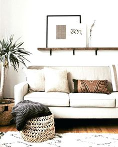 Home Decor Ideas for Small Living Room 2018 Modern living room Cozy living room Home decor ideas living room Living room decor apartment Sectional living room Living room design A Budget Small Living Rooms, Home Living Room, Living Room Furniture, Living Area, Living Room Ideas Small Apartment, Wooden Furniture, Furniture Ideas, Refinished Furniture, Sofa Ideas
