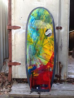 Thomas is typical of the young guys that are out there that are hand shaping and creating great looking boards based on traditional. Custom Surfboards, Surfboard Art, Surf Shack, Hang Ten, Hand Shapes, Windsurfing, Surf Art, Surf Style, Art Boards