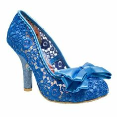 Beautiful irregular choice shoes!