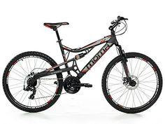 "Moma Bikes Montaña Mountainbike 26"" Btt Shimano, Aluminio Disco y Doble Suspensión Bicicleta, Unisex Adulto Mas info: http://www.comprargangas.com/producto/moma-bikes-montana-mountainbike-26-btt-shimano-aluminio-disco-y-doble-suspension-bicicleta-unisex-adulto/"