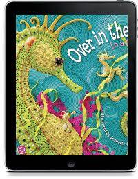 OVER IN THE OCEAN by Marianne Berkes, Jeanette Canyon, Malachi Bazan, Dawn Publications