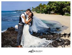Wedding photography I Big island, Hawaii I Dina Chmut Photography