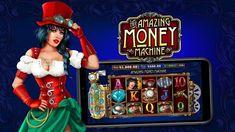 Demo Slot Pragmatic – The Amazing Money Machine Igt Slots, Steampunk Theme, Money Machine, Mobile Game, News Games, Play, Amazing